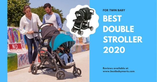The Best Double Stroller For Twins 2020