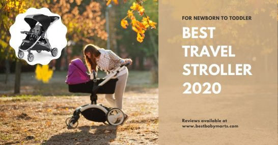 Best Travel System Stroller Reviews 2020